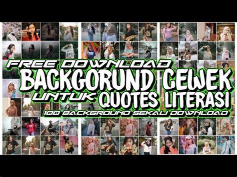 background quotes literasi kumpulan