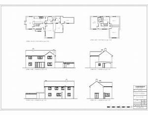 Oak House Existing Plans Elevations