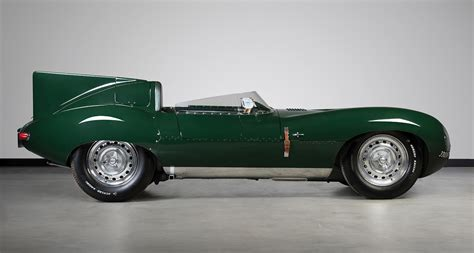 Jaguar D-type To Become Australia's Most Expensive Car At