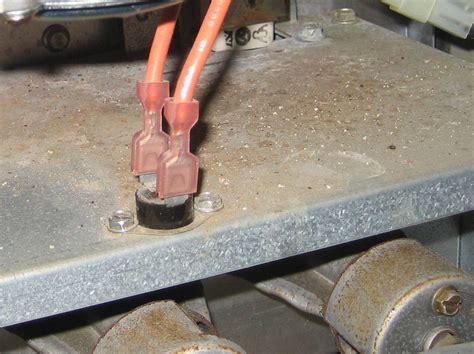 Furnace Make Comfortmaker Rpjii, Furnace Comes On (burner