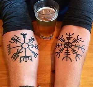 Compas De Vegvisir : vegvisir the magic compass of vikings pesquisa google ~ Melissatoandfro.com Idées de Décoration