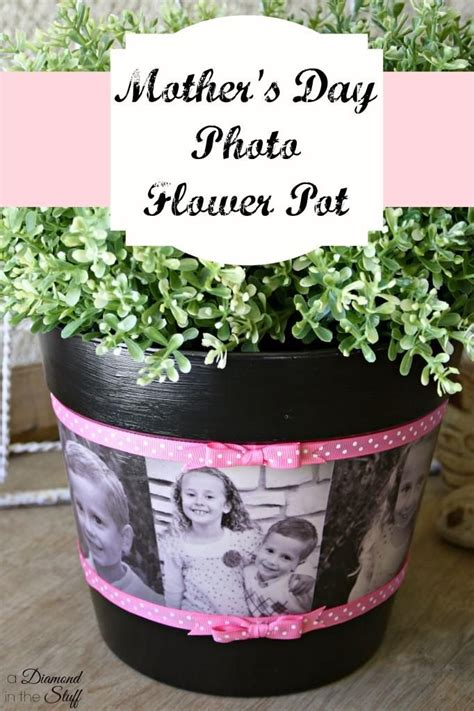 invite spring   fresh colorful  diy flower pots