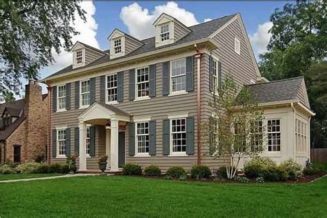 best exterior colors for colonial homes studio design gallery best design