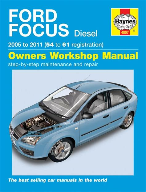 haynes manual  ford focus tdci tdci tdci