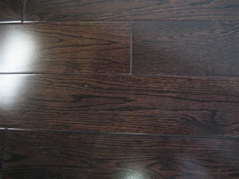 "Country Wood Collection Dark Brown 3.55"" Prime Solid"