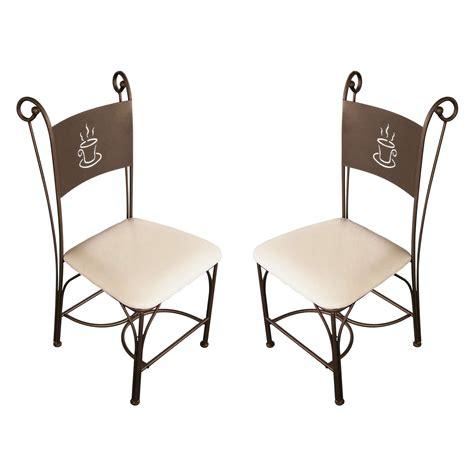 table de cuisine en fer forgé chaise de cuisine fer forge table de lit