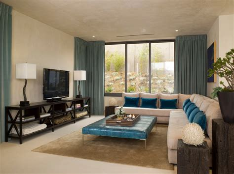 ideas for livingroom splendid teal window treatments decorating ideas images in