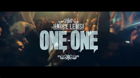 Hayce Lemsi One One Clip Officiel Youtube