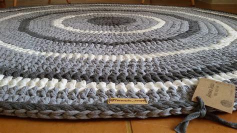 tapete de croch 234 em fio de malha r 260 00 em mercado livre