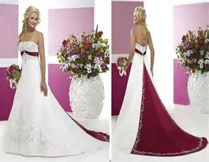 wedding dresses in color beaded bridal gowns with color