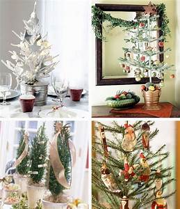 Miniature, Tabletop, Christmas, Tree, Decorating, Ideas, Guide, To, Family, Holidays