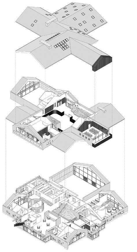 Gemeindezentrum The In Ikast by Gemeindezentrum In Ikast D 228 Nemark The Ein Haus