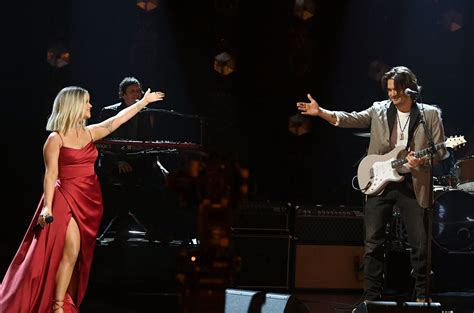Find john mayer tour schedule i brought my daughter to see john mayer a few years ago in tampa. Maren Morris and John Mayer Perform 'The Bones' at 2021 Grammy Awards | Billboard