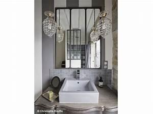 Salle De Bain Style Industriel : d co salle de bain industriel ~ Dailycaller-alerts.com Idées de Décoration
