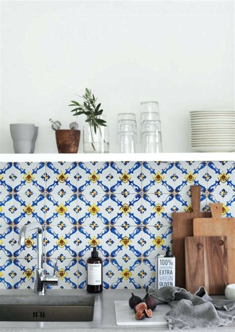retro kitchen wall tiles retro fliesen neu interpretiert ideen f 252 r vielseitige 4823