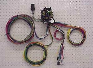 Ez Wiring 21 Circuit Wiring Harness Ez21 With Standard Fuses  U0026 Fuse Panel