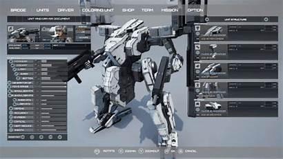 Screenshots Hangar Gear Development