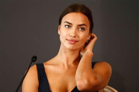 Irina Shayk Glamour Magazine