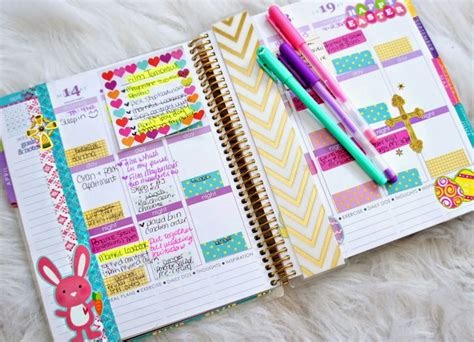 """""""i Love Decorating My Planner Let Me Know If You Would"""