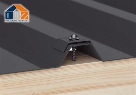 trapezblech dach montage montage dach und wand zeven
