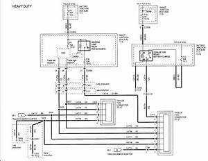 Ford Sport Trac Trailer Electrical System Wiring Sketch Sk