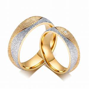 Fashion men and women engagement wedding rings for men and for Wedding rings wholesale
