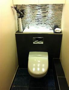 Amenagement wc zen for Agencement wc
