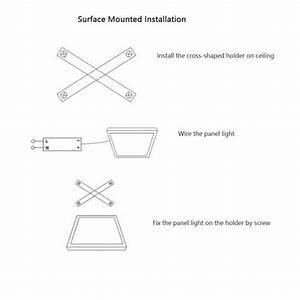 Led Light Panel Wiring Diagram - Collection