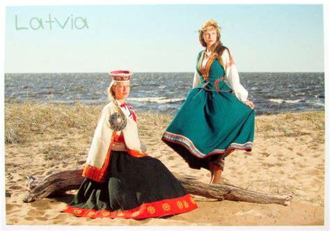 Latvia. tautu meitas Jurmala. | Costumes pictures, Folk costume, National dress