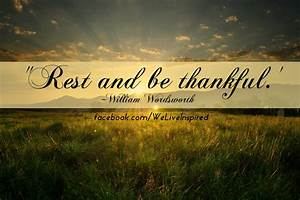 Rest & Be Thank... Encouraging Labor Day Quotes