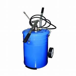 China Manual Grease Pump  Tp711
