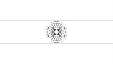 printable india flag coloring worksheet flag images
