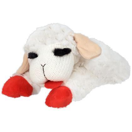 lamb chop dog toy petmeds