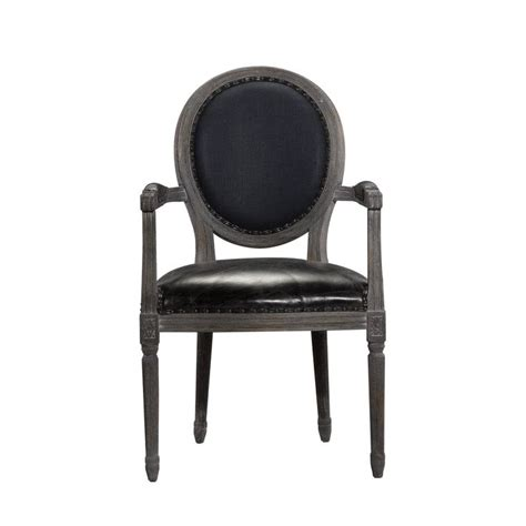 furniture dining vintage louis indigo arm chair curations limited