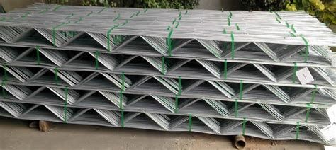 galvanized  welding block mesh ladder mesh truss mesh