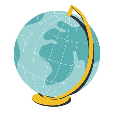Globo terráqueo ilustración globo Descargar PNG/SVG