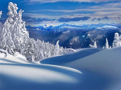 Bavarian Alps Mountain Range In Germany Beautiful Winter ...