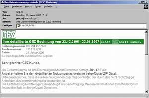 Avast Rechnung : tu berlin hoax info service weblog archiv januar 2007 ~ Themetempest.com Abrechnung
