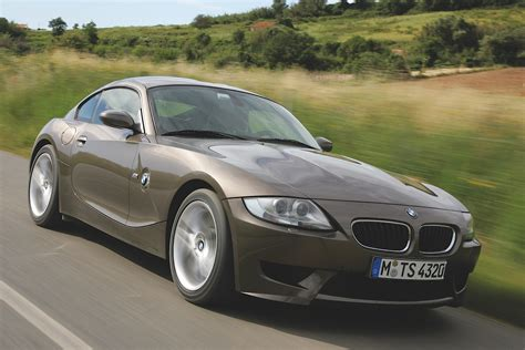 Bmw Z4 M Coupe (e86) Specs  2006, 2007, 2008, 2009