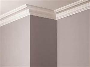 Corniche Plafond Platre : corniche en platre rosaces bas reliefs en platre ~ Edinachiropracticcenter.com Idées de Décoration