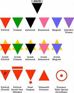 Dachau Prisoner Badges