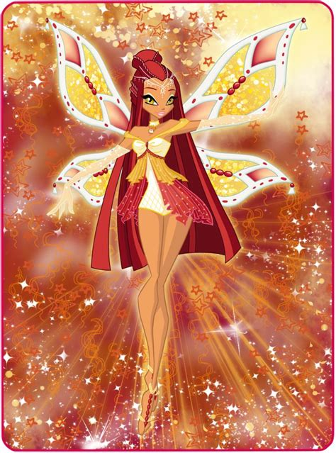 cher enchantix card  missperfect winx club