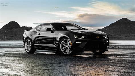 1280x1024 Chevrolet Camaro Ss Black 1280x1024 Resolution