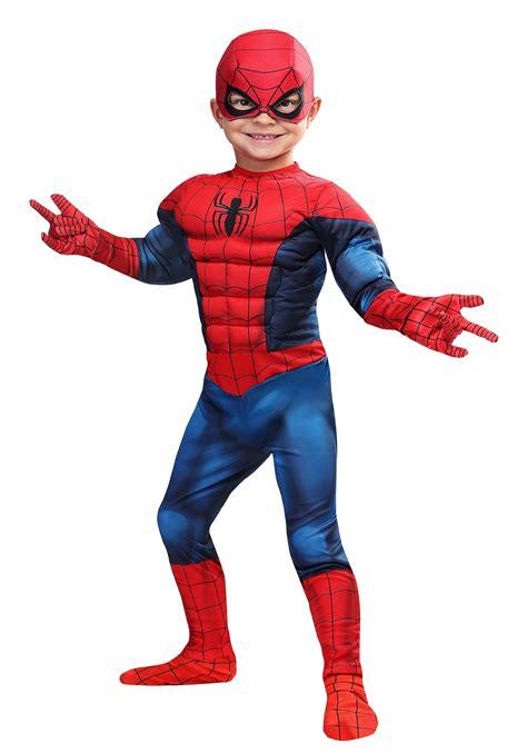 marvel spider man costume  toddlers