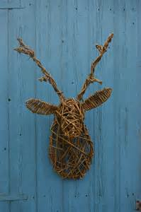 bridesmaid gifts willow sculpted stag folksy