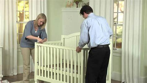 Crib Assembly Catalina Crib
