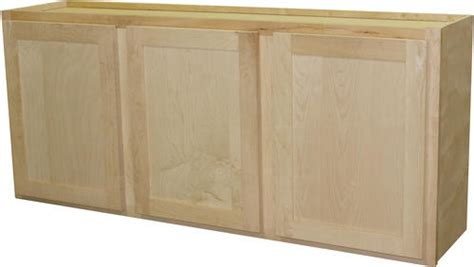 quality one 54 quot x 24 quot unfinished maple laundry wall