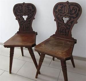 Designer Stühle Klassiker : zwei alte st hle in pfullingen designerm bel klassiker kaufen und verkaufen ber private ~ Markanthonyermac.com Haus und Dekorationen