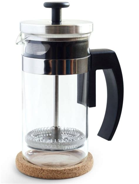 Includes a handy cups and tablespoons reference chart. How to Use a French Press: Step-by-Step. Use water that is slightly cooler than boiling. Grind ...