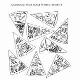 Geologic sketch template